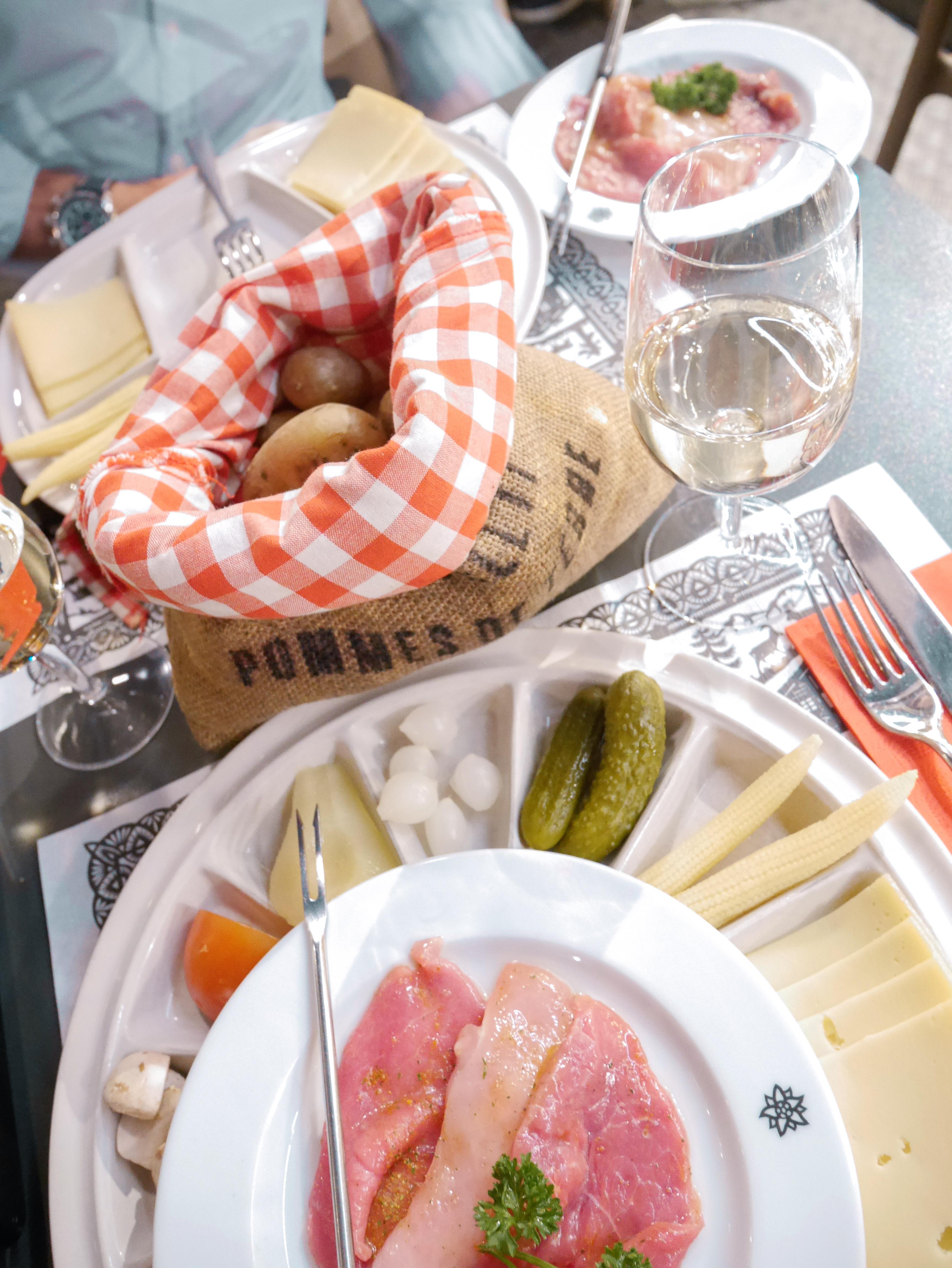 Zurich ravintolat