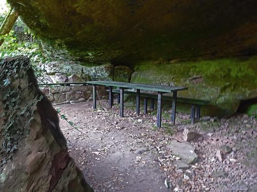 Le mobilier de la grotte Mencke