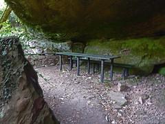 Le mobilier de la grotte Mencke - Photo of Marmoutier