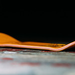 ART Fingerboards - Orange Blank Deck