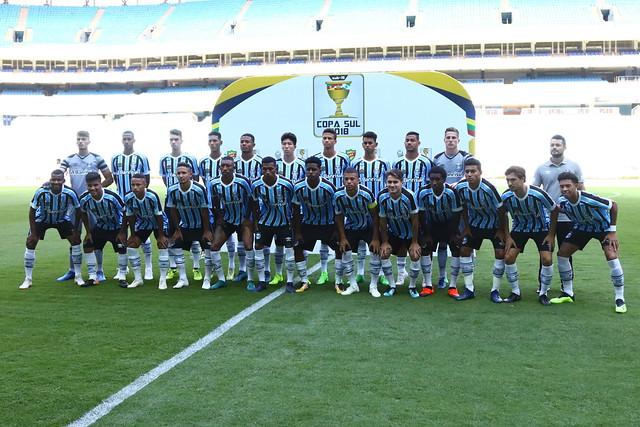 Final Copa Sul Sub-19 - Grêmio x Criciúma