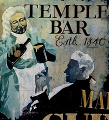 RANDOM IMAGES OF TEMPLE BAR IN DUBLIN [THE LEAD UP TO CHRISTMAS 2018]-146029