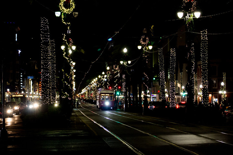 Christmastime on Canal