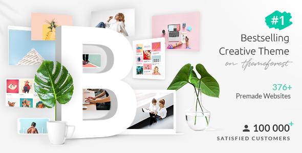 Bridge v17 2 – Creative Multi-Purpose WordPress Theme - Crack