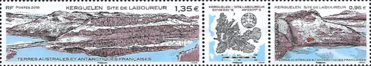 French Southern and Antarctic Lands - Kerguelen Island: Bras Jules Laboureur (January 2, 2019)