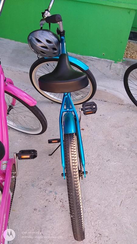 Bike ride equipment