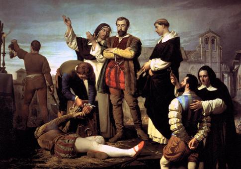 Ejecución de los comuneros de Castilla Antonio Gisbert Pérez Uti 485