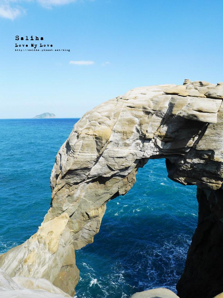 新北北海岸一日遊瑞芳必拍好玩景點推薦象鼻岩打卡 (13)