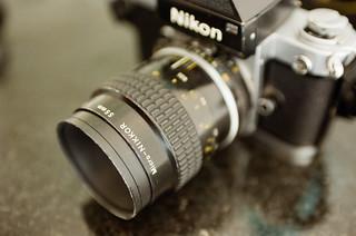 Micro-Nikkor 55mm f/2.8 (Album photo)