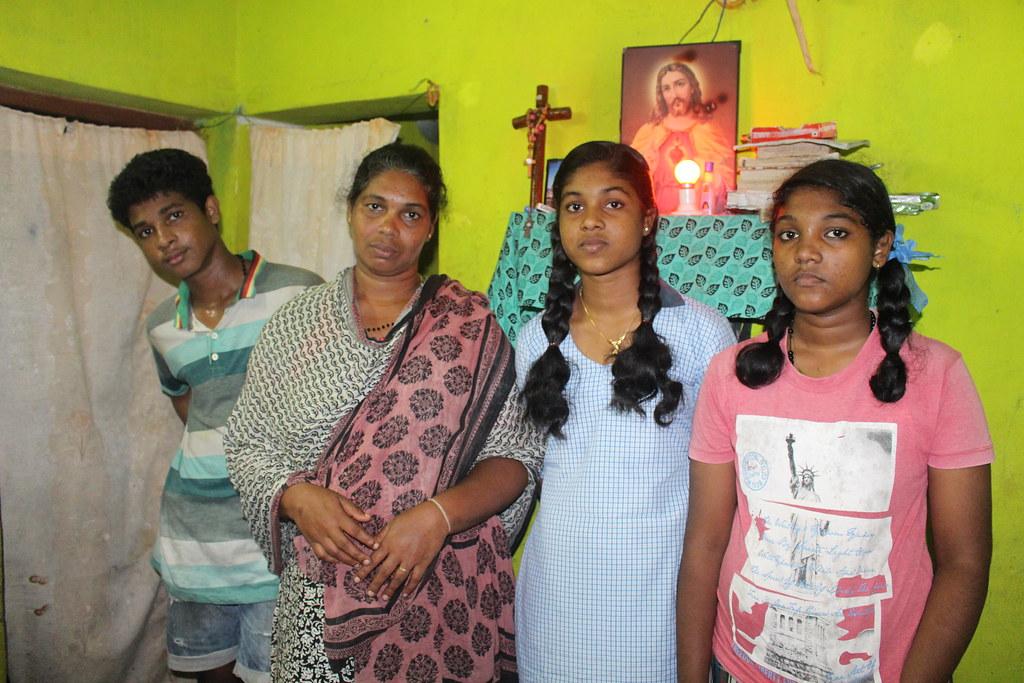 photo of Kerala family