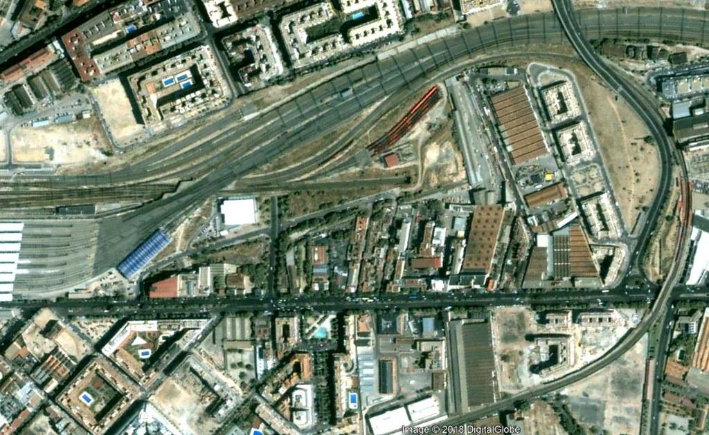 méndez álvaro, madrid, la última frontera de la gentrificación, antes, urbanismo, planeamiento, urbano, desastre, urbanístico, construcción