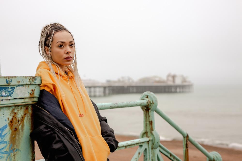 Iyamah in Brighton