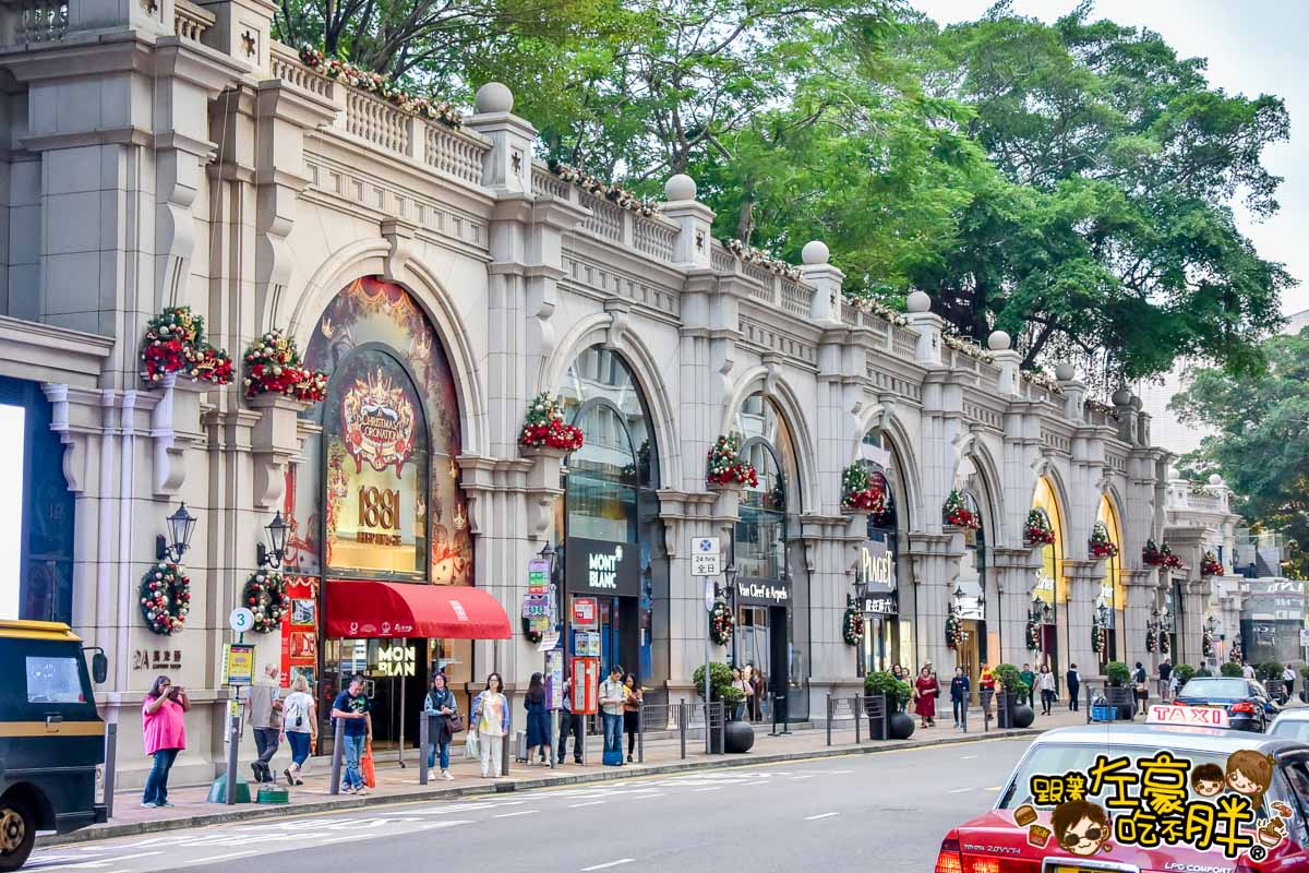 香港聖誕節 尖沙咀海港城聖誕裝飾-7