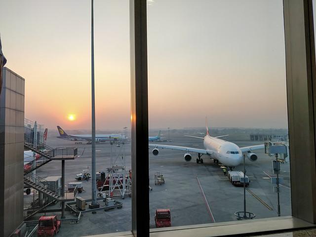 Escale à Bombay