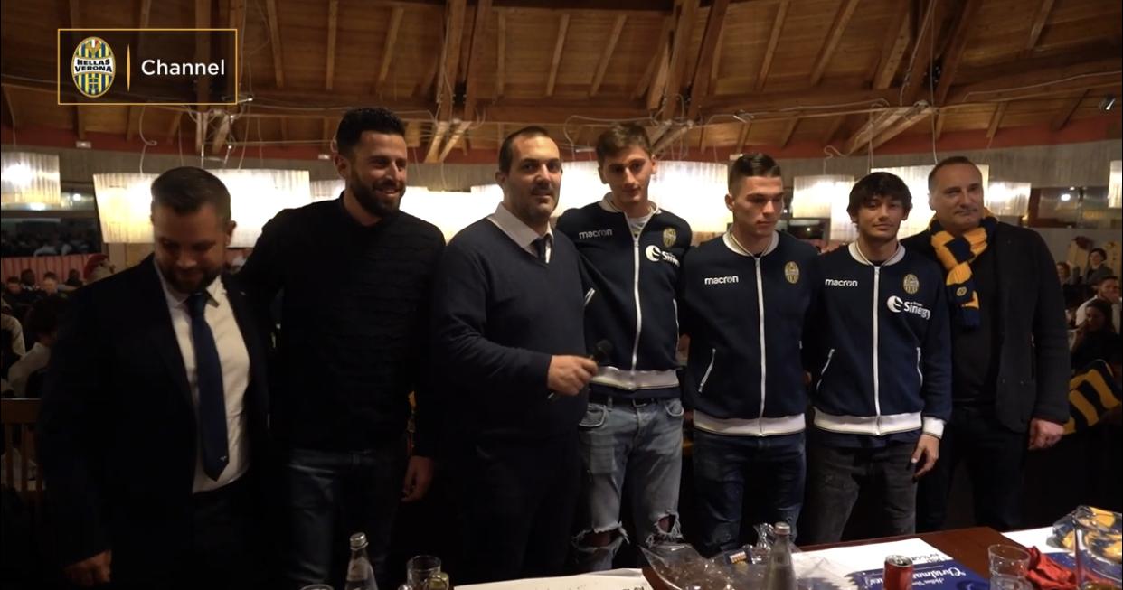 Festa Di Natale Settore Giovanile Hellas Verona Setti