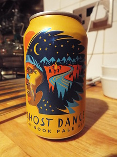 Aldi (Redwell), Ghost Dance Chinook Pale Ale, England