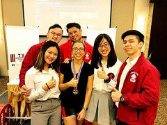 Best ref team in Asia! So lucky to get to take my practical exam with the @powerliftingsingapore team last #tpf meet and then have them as my judges yesterday. I know I earned all my :white_circle:️:white_circle:️:white_circle:️ from these superstars! Tha