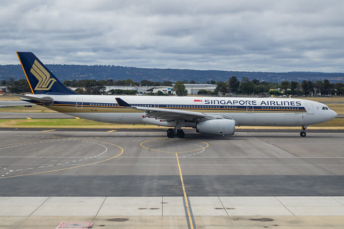 Airlines: Singapore Airlines [SQ/SIA]