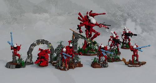 Eldar Guardians