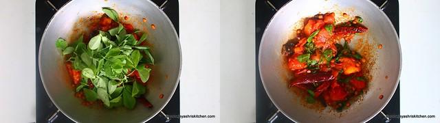 methi tomato chutney 3