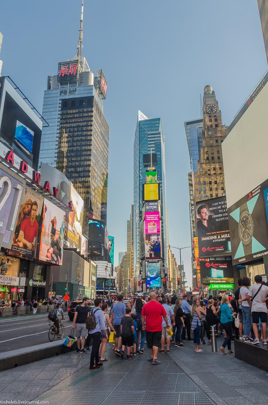 Нью-Йорк_Central Park_Times Square-45