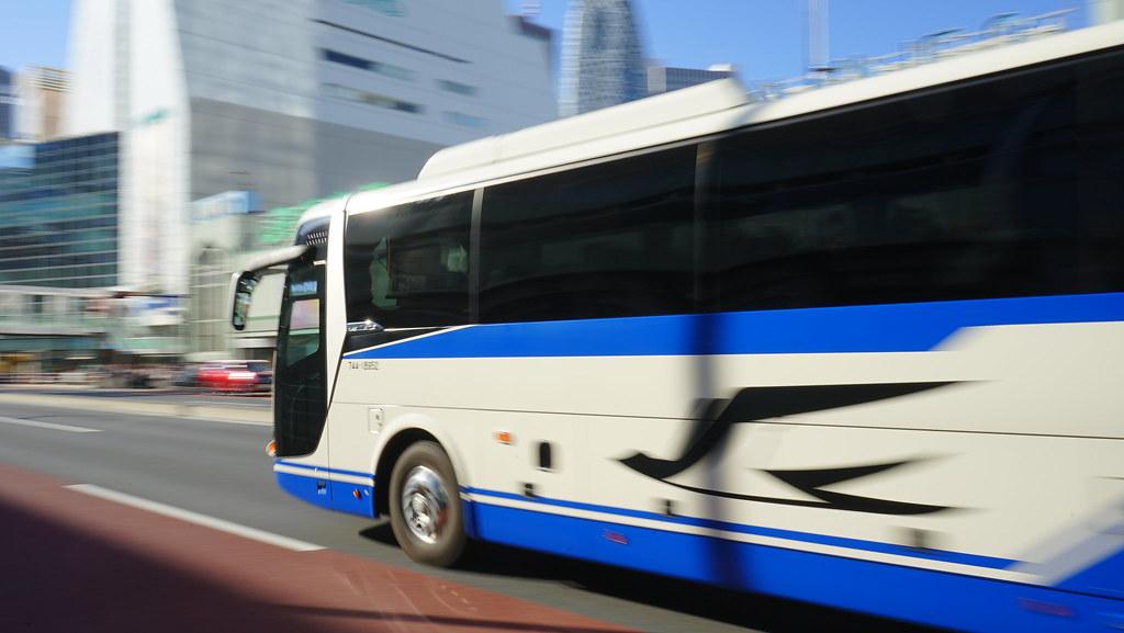 2018 三菱ふそう・エアロエース(ジェイアール東海バス・名古屋支店) 2TG-MS06GP