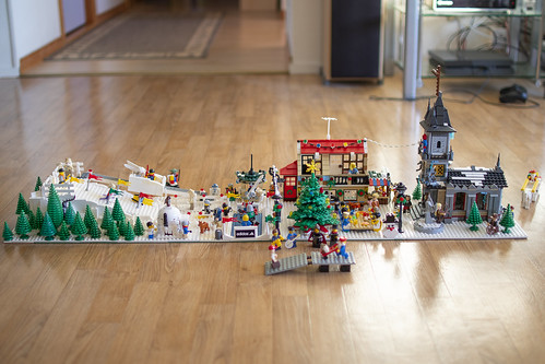 Lego Xmas Exhibition 2018