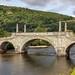 River Tay Bridge at Aberfeldy (B846), Scotland. UK.