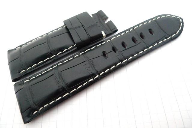 24/22 120/75mm LVMH Blk w Ivory