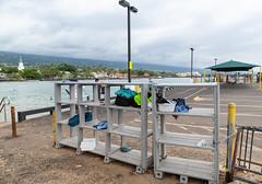 Iron man start Kailua Kona Big island Hawaii