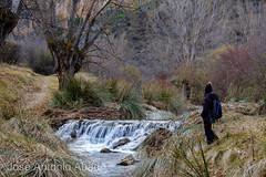 El Chorredero. Río Torrijo. Las Parras.