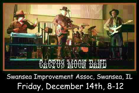 Cactus Moon Band 12-14-18