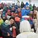 01. 12. 2018 - Miklavževe kasaške dirke v Komendi - Prihod Miklavža