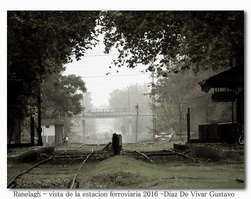 Ranelagh vista de la estación ferroviaria 2016 - Diaz De Vivar Gustavo