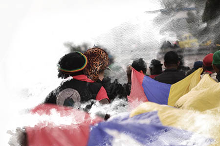 Assembleia Popular constrói unidade para enfrentar extrema direita na Colômbia