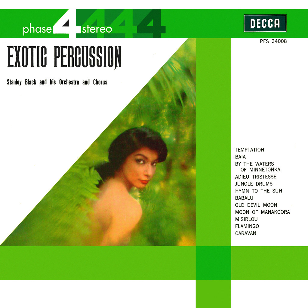 Stanley Black - Exotic Percussion