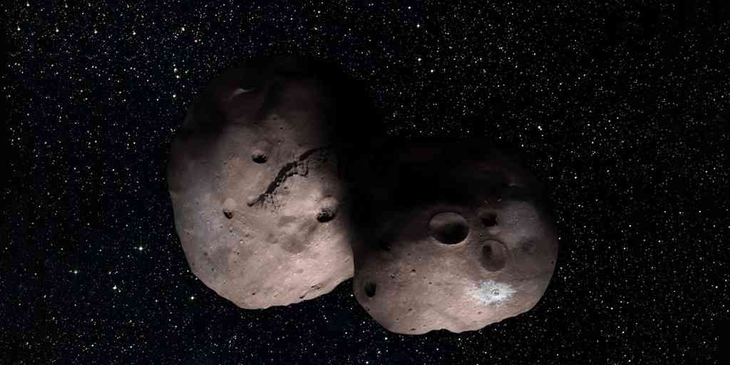 Comment regarder New Horizons survoler Ultima Thule