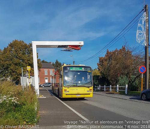 TEC Namur-Luxembourg 4.303 - Ligne 1