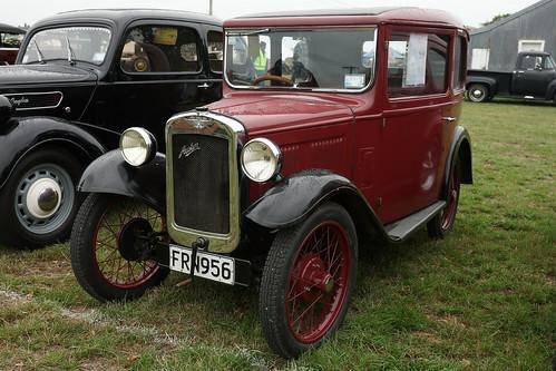 1931 Austin 7 Classic Car.