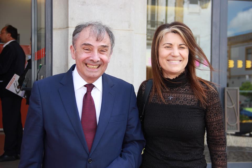 Silvano & Emília, Deputados da III.ª República Portuguesa (in Notícias de Coimbra, 2018)