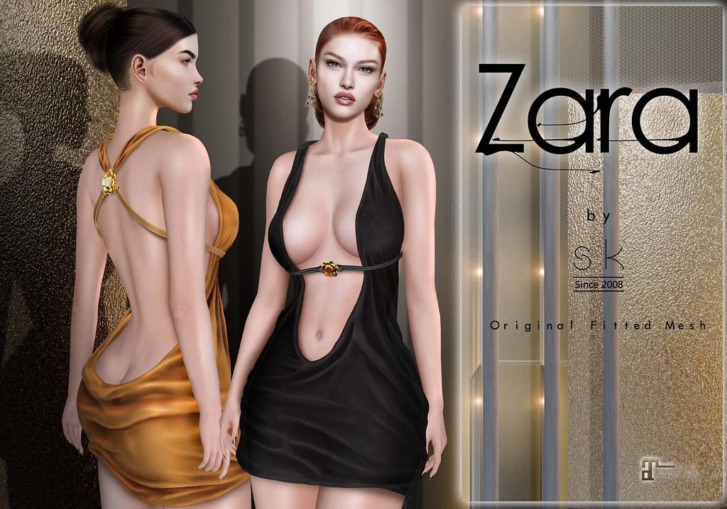 Zara by SK poster