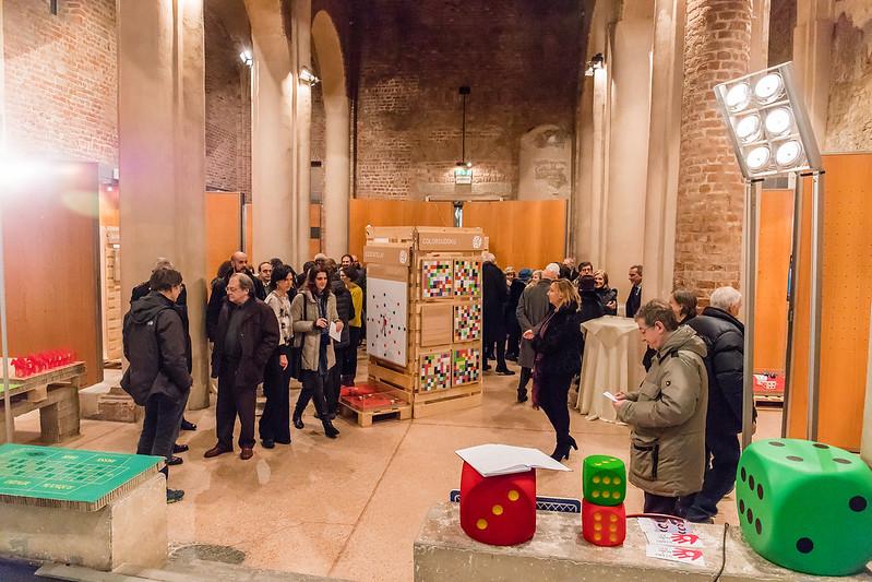 Diamo i numeri! a Pavia dal 10 gennaio al 13 febbraio 2019