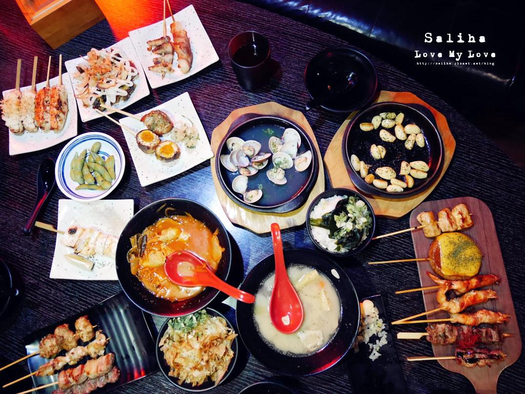 新北永和永安市場站附近好吃餐廳美食串燒居酒屋推薦燒鳥串道 (22)