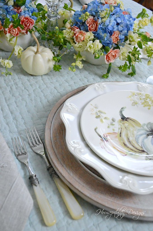 Autumn Place Setting-Housepitality Designs