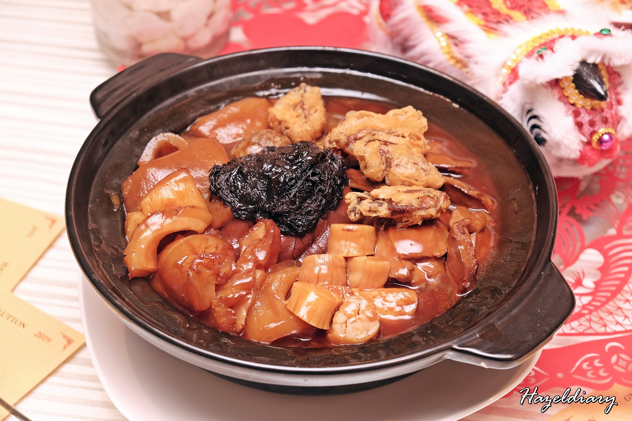 Wan Hao Chinese Restaurant CNY 2019-Pen Cai