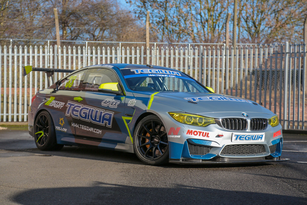 TEG | TEGIWA BMW M4 RACE CAR