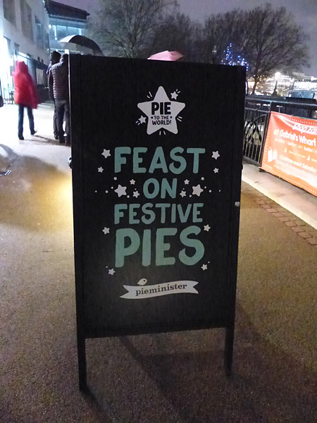 feast on festive pies