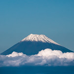 11. November 2018 - 12:32 - ABOVE THE CLOUDS - MT FUJI