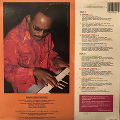 LONNIE LISTON SMITH:SILHOUETTES(JACKET B)