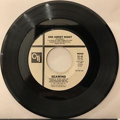 SEAWIND:ONE SWEET NIGHT(RECORD SIDE-B)